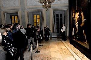 Caravaggio. La Flagellazione ospite a Monza