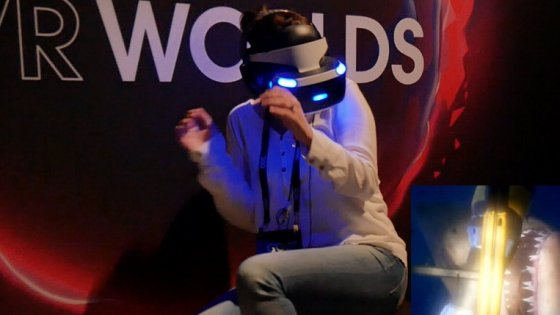 """Realtà virtuale anno zero: vista in anteprima tra i """"nerd"""" che la disegneranno"""