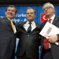 Migranti, il testo completo dell'accordo Ue-Turchia
