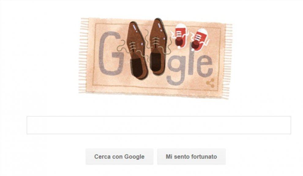 Festa del papà, gli auguri di Google con un doodle
