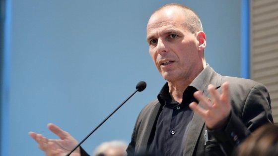 """Parla Varoufakis: """"Diem25, un movimento per superare il fallimento dell'Europa"""""""
