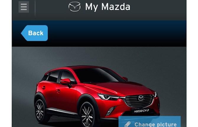 """Clienti sempre più connessi col servizio """"My Mazda"""""""