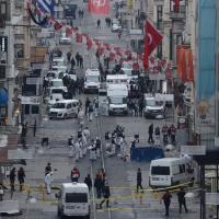 Turchia, attacco kamikaze a Istanbul