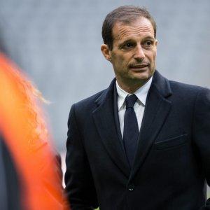 """Juventus, Allegri: """"Siamo in testa e ci resteremo fino in  fondo"""""""