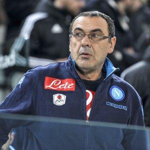 """Napoli, Sarri lancia la volata scudetto: """"Questo finale di campionato mi arrapa"""""""