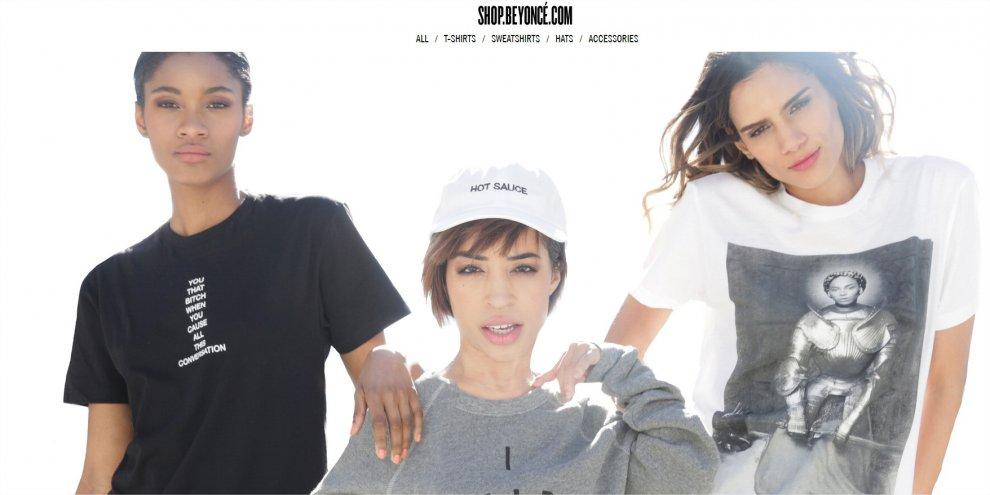 Beyoncé sceglie Jillian: la modella con la distrofia muscolare è testimonial delle sue t-shirt
