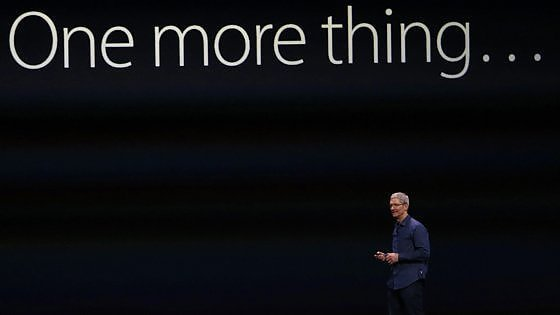 Nuovo iPhone, iPad e poi in Tribunale. Che settimana per Apple