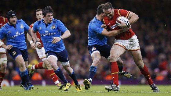 Rugby, Sei Nazioni: l'Italia chiude con una disfatta, azzurri travolti dal Galles