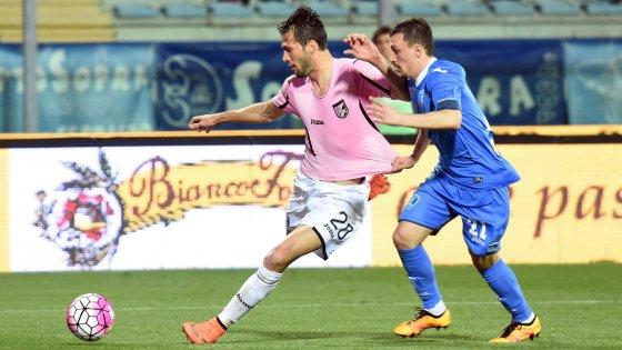 Empoli-Palermo 0-0, azzurri e rosanero si accontentano nella noia