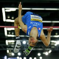 Atletica, il salto d'oro di Tamberi