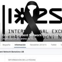 Spagna, incidente bus: listato a lutto il profilo Facebook Erasmus Barcelona