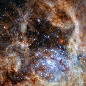 Scoperti giganti stellari, 100 volte più grandi del Sole