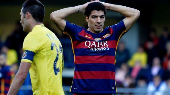 Liga: il Villarreal ferma il Barcellona, blaugrana a +9 sull'Atletico