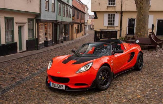 Lotus Elise Cup 250, la dieta fa bene