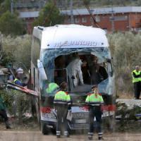 Spagna, tragedia Erasmus: 13 vittime, 7 italiane. Autista: