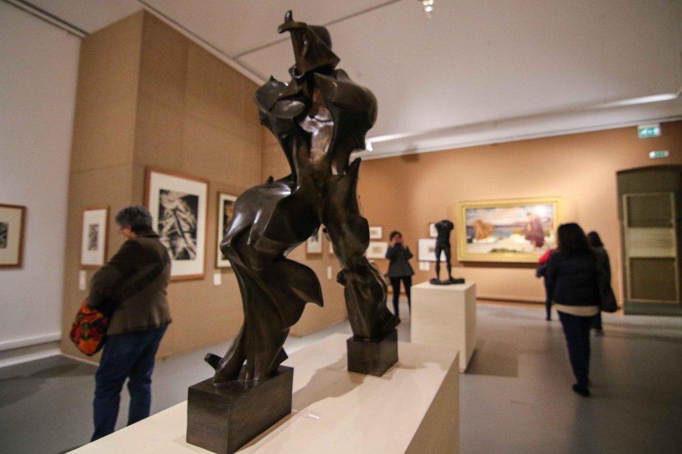 Umberto Boccioni torna a Milano, tra genio e memoria