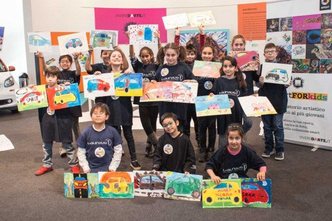 Smartforkids il progetto fa show fra i bambini
