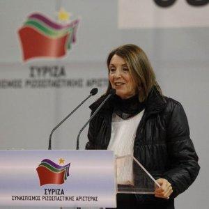 """Accordo Ue-Turchia, la vicepresidente del Parlamento greco: """"L'Europa sognata non esiste più"""""""