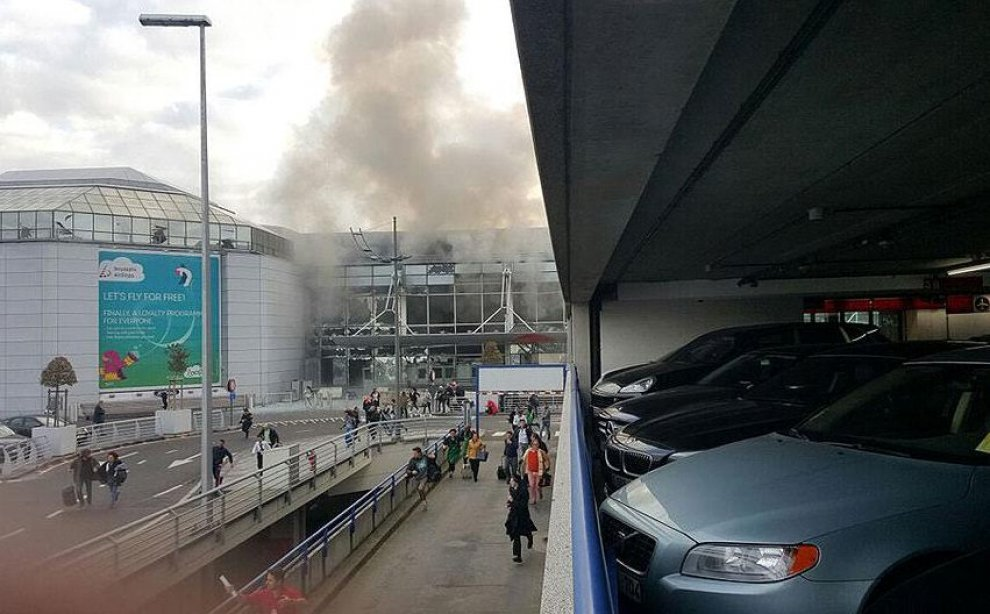 Terrorismo a Bruxelles, esplosioni nell'aeroporto: morti e feriti
