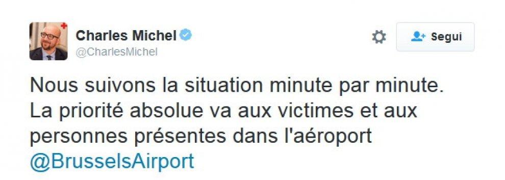 Bruxelles sotto attacco, la città paralizzata: i tweet