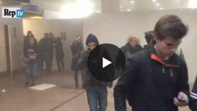 Terrore nello scalo e sotto il metrò  Tutti i video sulla strage
