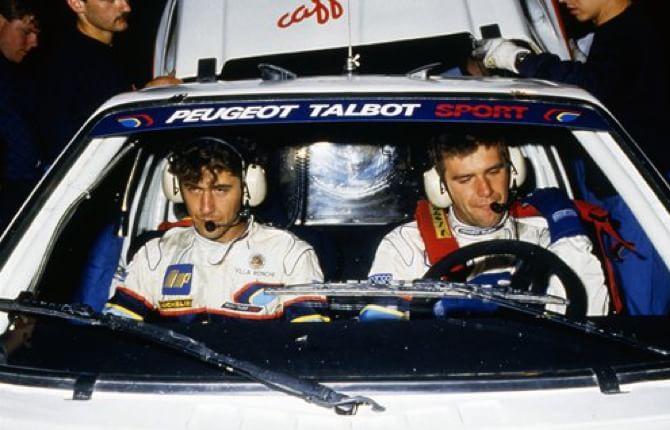 Peugeot 205 T16, una storia iniziata 30 anni fa