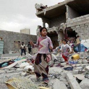 Yemen, dove la guerra non finisce perché è un affare troppo grande per lo smercio di armi