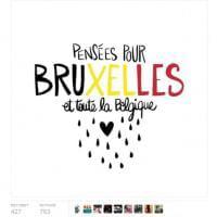 Bruxelles sotto attacco, da Gassman a  Vasco: la solidarietà sui social