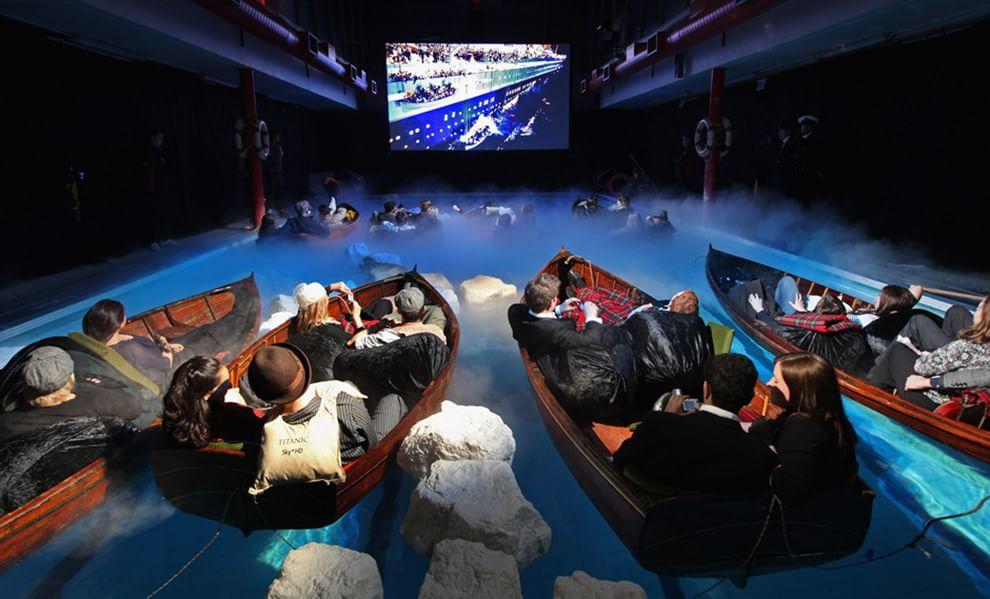 Il nuovo cinema è un paradiso, le sale cinematografiche più originali del mondo