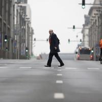 Bruxelles, nei luoghi degli attentati il giorno dopo la strage