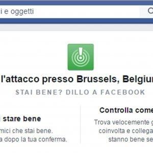 Attentati Bruxelles, Facebook attiva il Safety Check. Tutti gli hashtag su Twitter e le dirette su Periscope