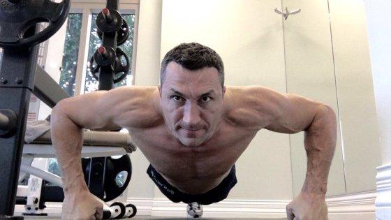 "Boxe, Klitschko: ""Se aprono ai prof vado a Rio e vinco un altro oro"""
