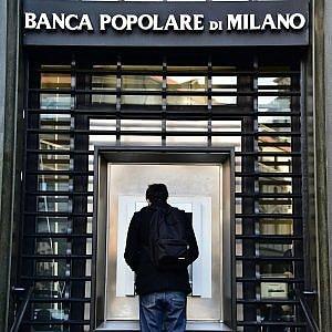 """Fusione Bpm-Banco, Saviotti: """"No licenziamenti"""". Titoli sulle montagne russe"""