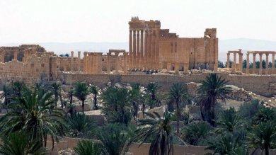 Offensiva   video    contro l'Is l'esercito siriano  entra a Palmira