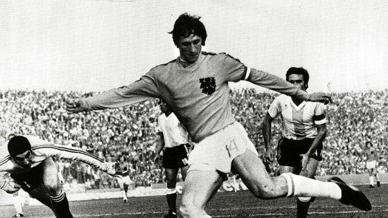 E' morto Johan Cruyff: addio ad una leggenda del calcio