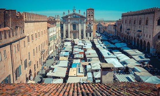 Mantova. Mille eventi da città della cultura