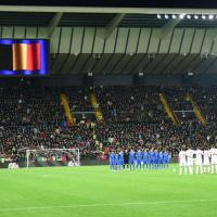 Italia-Spagna, il film della partita