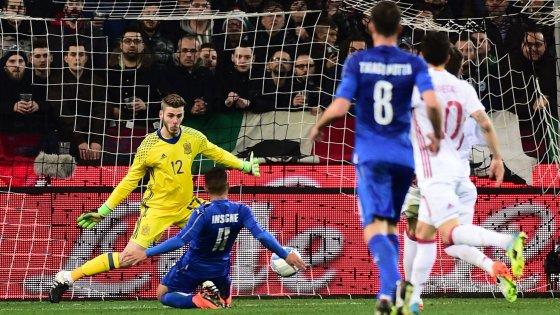 Italia-Spagna 1-1, ma il pari va stretto agli azzurri