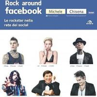Rock Around Facebook. Star, fan e social network