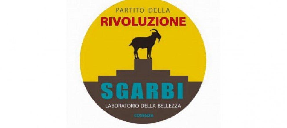 Amministrative, Sgarbi si candida a Cosenza: il simbolo della lista è una capra