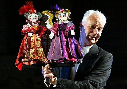 E' morto Paolo Poli, intramontabile del teatro