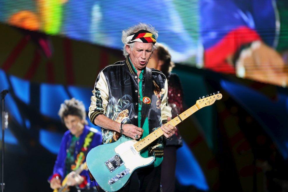 Rolling Stones all'Avana, un concerto storico