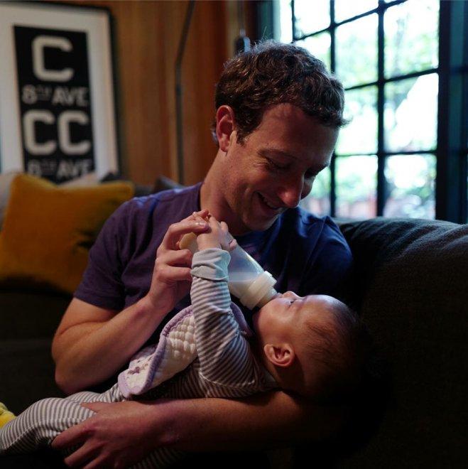 Mark e Max, la riunione più importante: decine di padri come Zuckerberg