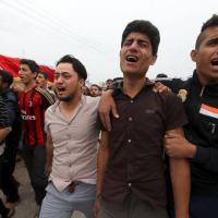 Iraq, i funerali dei ragazzi uccisi nell'attentato allo stadio a Iskanderiyah