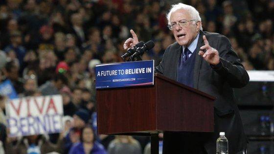 Primarie Usa, Sanders vince nello Stato di Washington, in Alaska e alle Hawaii