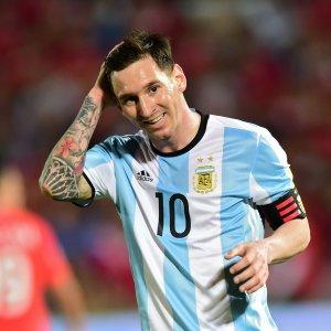 Messi: ''Non mi confronto con Ronaldo, penso solo a vincere''