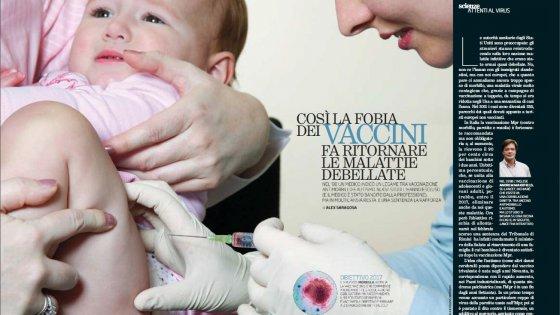 Così la fobia dei vaccini fa tornare le malattie debellate