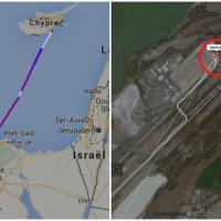 Aereo Egypt Air dirottato a Cipro: