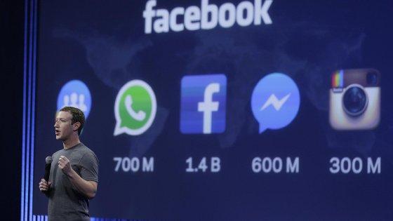 Facebook sfida Apple e Google, acquisti anche con Messenger