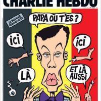 Charlie Hebdo, la prima pagina delle polemiche dedicata agli attentati di Bruxelles